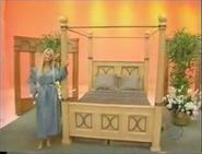 Gabrielle in Satin Sleepwear-4 (October 4, 2005)