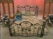 Gabrielle Tuite in Satin Sleepwear 04-23-2008 Pic-11