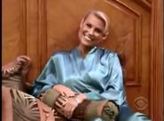 Rachel in Satin Sleepwear-53