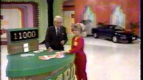 The Price is Right - Card Game Rule Change