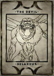 The Devil - Belahzur
