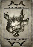 Ace of Cups - Undine Aspect