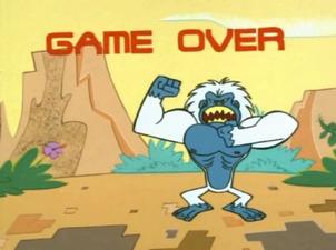 Dee Dee Beats Dexter at Primal Fighter