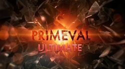 Primeval ultimate season one