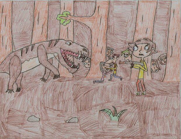 File:Django vs. the Gorgonops.jpg