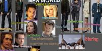Primeval:New World:Series 2 (Reboot)