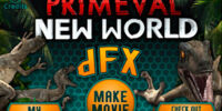 Primeval New World Mobile Apps