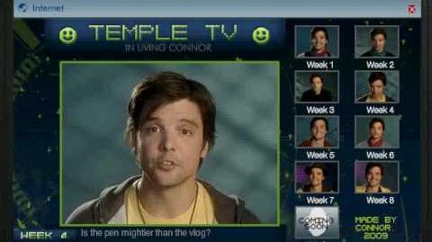 Primeval 3x04 - Temple TV episode 4