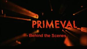TheMakingofPrimeval(Series1)