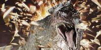 Tyrannosaurid