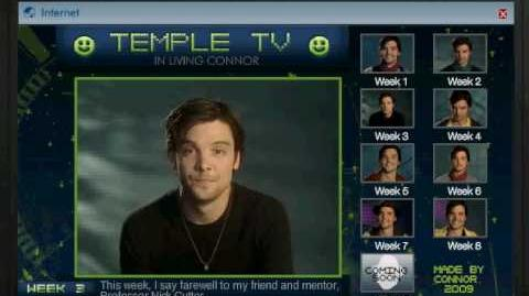 Primeval 3x03 - Temple TV episode 3