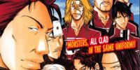 Golden Age 138: Ultimate Rivals