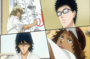 Glasses problem Hiyoshi