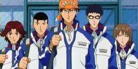 The Seigaku Regulars Make Their Debut!