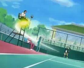 Kaido hitting a Boomerang Snake