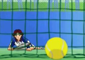 28.Over the net