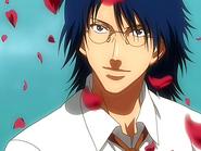 Oshitari Yushi's appearance