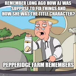 Pepperidge Remembers