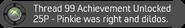 Achievement 99