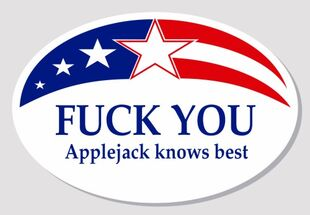 Applejack Knows Best 01