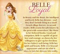 Belle profile