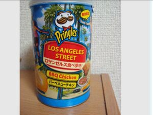 Pringles los angeles street bbq chicken