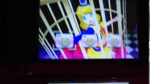 16 Pripara 3DS GrandPrix Making Drama Valkyrie Maiden's Release Custom Character Version