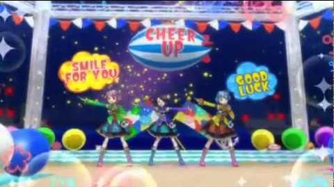 PriPara - Dressing Pafe - 「Change! My World」(episode 28)