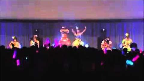 PriPara-プリパラ first live 「 Lucky Surprise Birthday 」SoLaMi Dressing (I★ris )