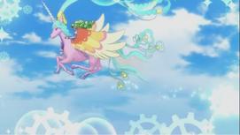 Unicorn and falulu