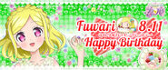 Happy Brithday Midorikawe Fuwari
