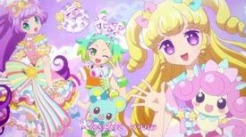 HD Idol Time PriPara - アイドルタイムプリパラ - OPENING - Just be yourself