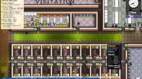 Prison Architect Alpha 21
