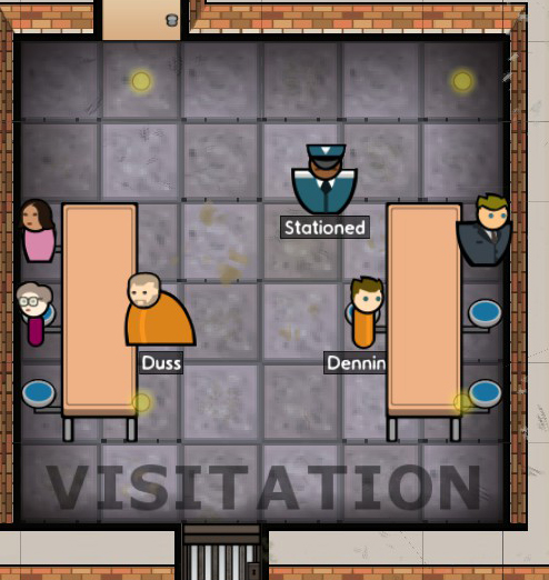 Prison Architect How To Make A Room Indoors
