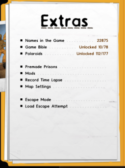 Extraspage