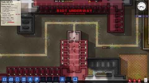 Prison Architect Alpha 17