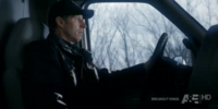The driver's guard
