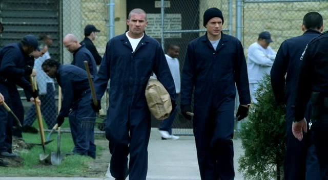 Prison Break Staffel 4 Inhalt