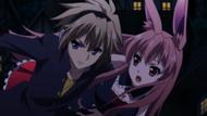 E10 Izayoi Saves Black Rabbit