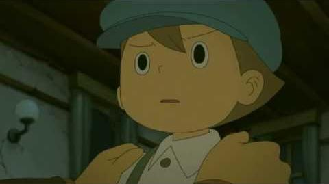 Professor Layton and the Specter's Flute Subbed Trailer