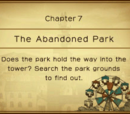 The Abandoned Park