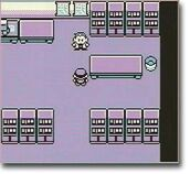 Professor Oak's Lab RBY