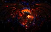 Deathwing returns by devildeth-d3ia0j9