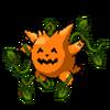 Pumpkin Gengar