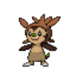 Chestnut Chespin
