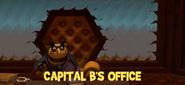 Capital B's Office
