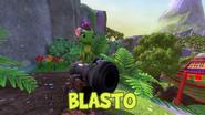 Blasto Character
