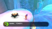Frozen Path torch