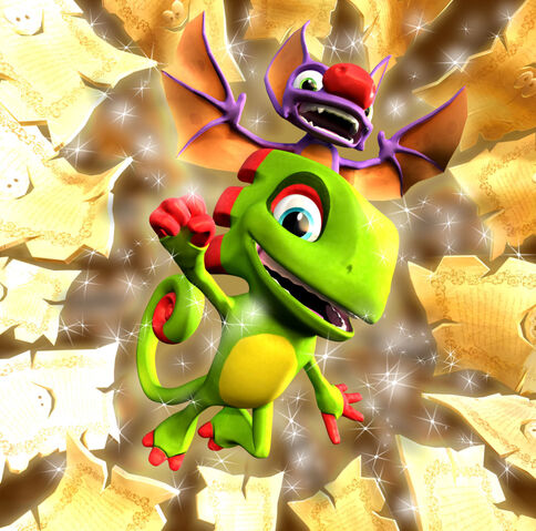 File:Yooka-Laylee Going Gold Pagies.jpg