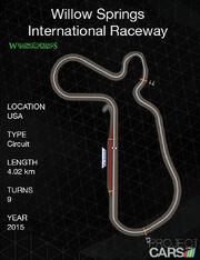 Willow Springs International Raceway